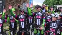 Get on board, follow the stripes - Tour de France team presentation