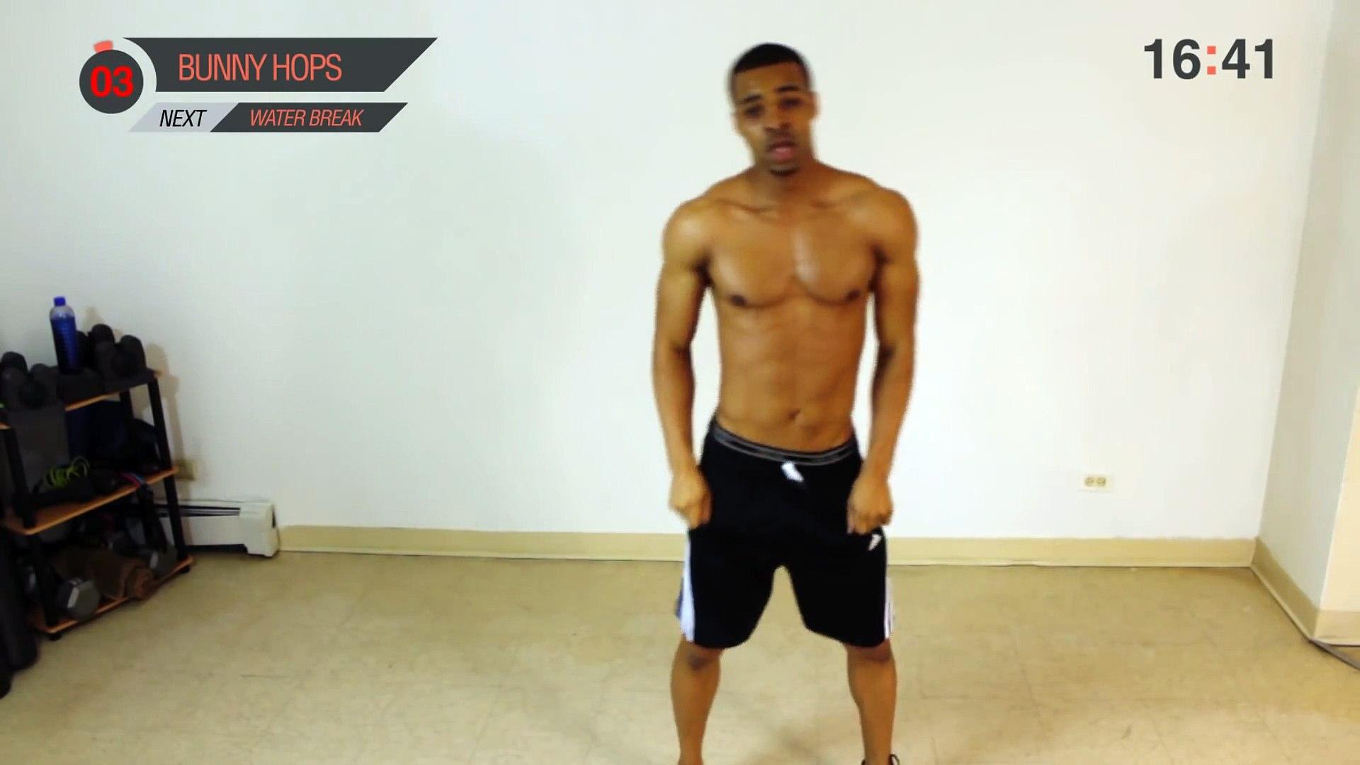 25 Min. Extreme Full Body HIIT Workout   Burn, Sweat, & Tears Vol. 1