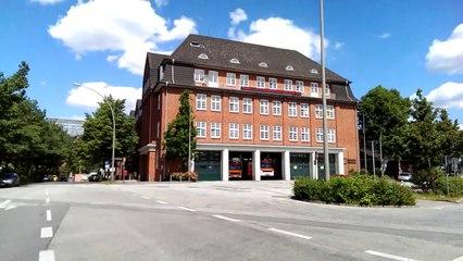 """Berufsfeuerwehr Hamburg """"Berliner Tor"""" (Wache 22) am 7.6.15"""