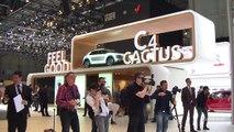Salon de Genève 2014 - Tout ce qu'il faut voir sur le stand Citroën