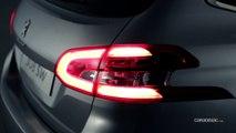 Découverte Peugeot 308 SW