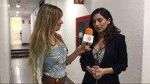 Ana Brenda Contreras entrevista para Canal de las Estrellas