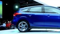 Présentation - Ford Focus 3 restylée