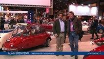 Rétromobile 2014 - Ventes aux enchères : 30 minutes de ballade pour découvrir les voitures les plus chères et les plus originales