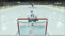 NHL 16 Shootout Commentary Episode 4 - Maple Leafs More!
