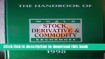 [PDF] Handbook of World Stock, Derivative and Commodity Exchanges Download Full Ebook