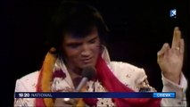 Cinéma , la rencontre rock'n roll entre Richard Nixon et Elvis Presley