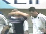 Jonah Lomu - rugby power and pace 2001 rugby New Zealand All
