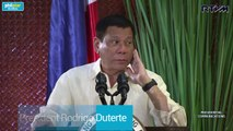 Duterte says majority of unclaimed corpse of drug pushers are Chinese