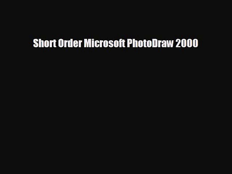 Photodraw 2