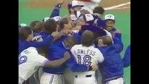 BAL@TOR - Blue Jays clinch the 1989 AL East crown