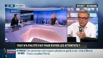 Brunet & Neumann : Terrorisme: les critiques de Nicolas Sarkozy sont-elles justifiées ? - 18/07