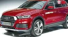 VÍDEO: Audi Q5 2017: moderniza su silueta y gana en tecnología