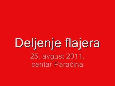 SDPS Paracin, flajeri 25 08 2011.wmv