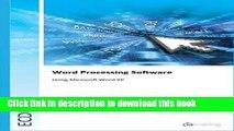 Download ECDL Syllabus 5.0 Module 3 Word Processing Using Word XP PDF Online