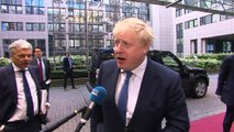 Boris Johnson: We're not 'abandoning' Europe