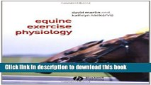 Read Book Equine Exercise Physiology ebook textbooks