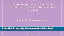 [PDF]  Building on Student Diversity: Profiles and Activities  [Read] Full Ebook