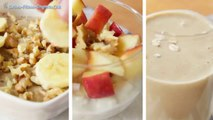New Healthy Oatmeal Recipes, Oatmeal For Breakfast