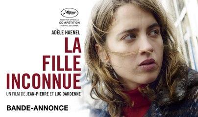 LA FILLE INCONNUE de Jean-Pierre et Luc Dardenne - Bande-annonce