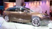 Salon de Francfort 2013 : Ford Mondeo Vignale
