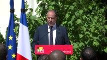 Rassemblement de solidarité au siège du Parti socialiste suite à l'attentat de Nice - 18 juillet 2016