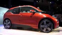 BMW i3 : Caradisiac était à la présentation officielle à Londres de la première citadine premium électrique