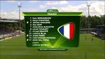 Foot - Euro - U19 - Bleus : La France corrige les Pays-Bas et se qualifie pour les demi-finales