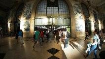 (TEST) Estação São Bento, Porto - Portugal 360 Video Gear VR Samsung