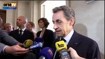 Personne ne parlait comme Charles Pasqua, se souvient Nicolas Sarkozy
