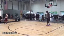 Shaq Gets Dunked On by his Son Shareef O'Neal