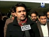 BJP leader Anurag Thakur is waiting for the result, hoping victory in Himachal