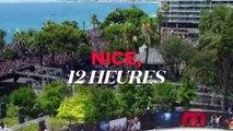 Attentat de Nice : un drone filme la minute de silence en hommage aux victimes