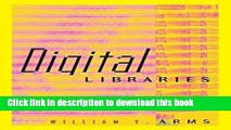 [PDF]  Digital Libraries (Digital Libraries and Electronic Publishing)  [Download] Online