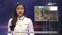 Lấy 3 mẫu phân tích chất thải của Formosa chuyển từ Hà Tĩnh ra Phú Thọ.