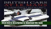 [PDF] British Cars at Le Mans: Ac, Aston Martin, Bentley, Healey, Jaguar, Lotus, Mg, Triumph (A