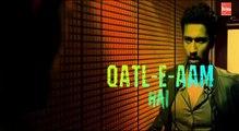 Qatl-E-Aam Lyrical Video | Raman Raghav 2.0 | Nawazuddin Siddiqui,Vicky Kaushal, Sobhita DhulipalaFun-online