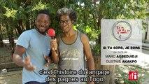 "Marc Agbedjidji et Gustave Akakpo présentent ""Si tu sors, je sors"" #FDA16"