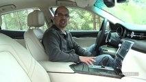 Essai vidéo - Maserati Quattroporte GTS