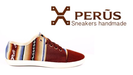 Perus, les sneakers made in Peru !