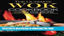 Download The Ultimate Wok Cookbook - Over 25 Wok Recipes: One of the Best Wok Cooking Books You