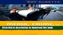 Download Media, Crime, and Criminal Justice  PDF Online