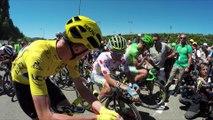 Onboard camera / Caméra embarquée - Étape 16 (Moirans-en-Montagne / Berne) - Tour de France 2016