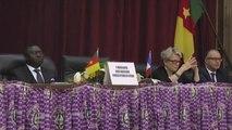 Cameroun, Rencontre des anciens élèves de l'ENA de France à Yaoundé