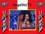 """La Voz Kids Perú 23-01-2015 Rocío Soto canta """"Así No Te Amará Jamás"""""""
