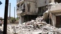 Syrie: des raids aériens font 4 morts à Alep