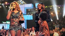 Beyonce, Solange, Kelly Rowland Pay Tribute to Tina Knowles Lawson