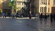 Mattarella a Bari, omaggio alle vittime della tragedia