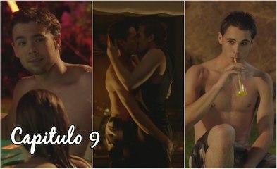 Bruno & Pol Storyline | Kiss | Capitulo 9 | Merlí HD