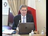 Roma - Agenda 2030 Sviluppo Sostenibile, audizione Giovannini (13.07.16)